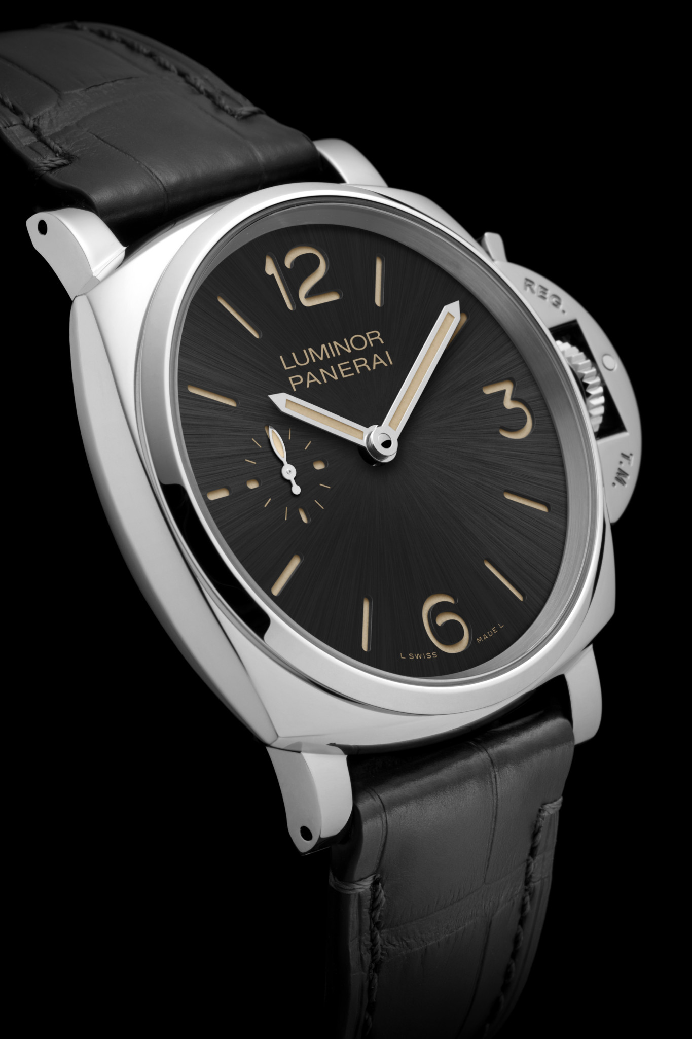 999303f1551 Panerai launches two new ultra-slim Luminor models - High Quality ...