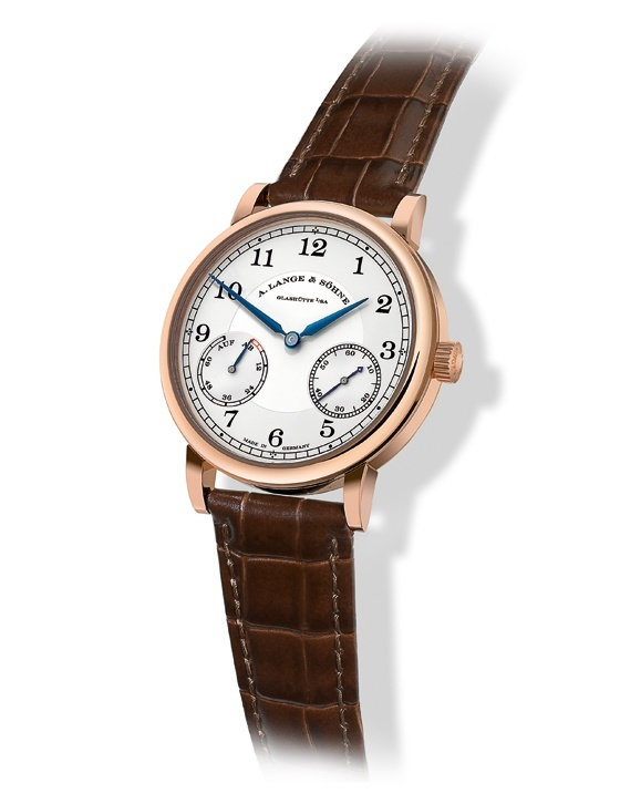 A. Lange & Sohne 1815 Up/Down - front
