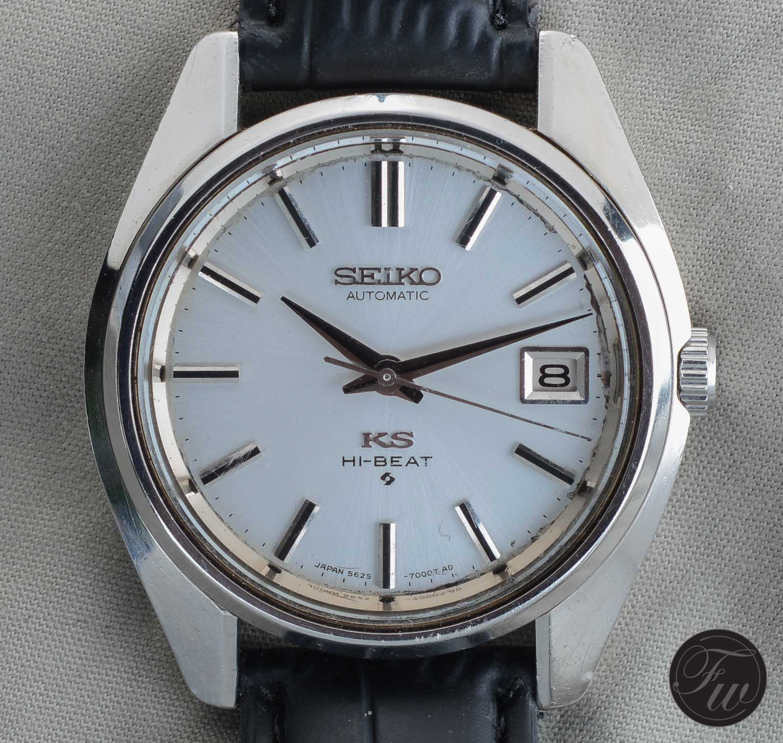 TBT Something Cool For Under 300 Euro – A King Seiko 5625