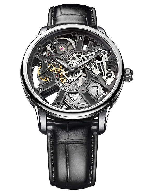 automatic skeleton watches for women