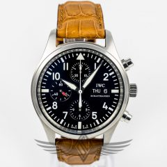 IWC IW3717 Pilot Day Date Chronograph