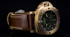Panerai PAM00507 Luminor Submersible 1950 3 Day Power Reserve Automatic Dive Watch