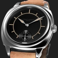 The Brand's First Sport Watch - Laurent Ferrier Galet Square Boréal Watch
