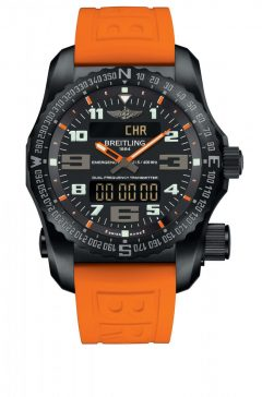 Breitling Emergency Night Mission Orange