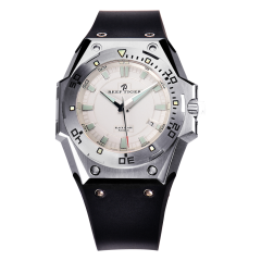 Fashionable men and ladies Watch: Reef Tiger Black Shark Automatic Diver Watch